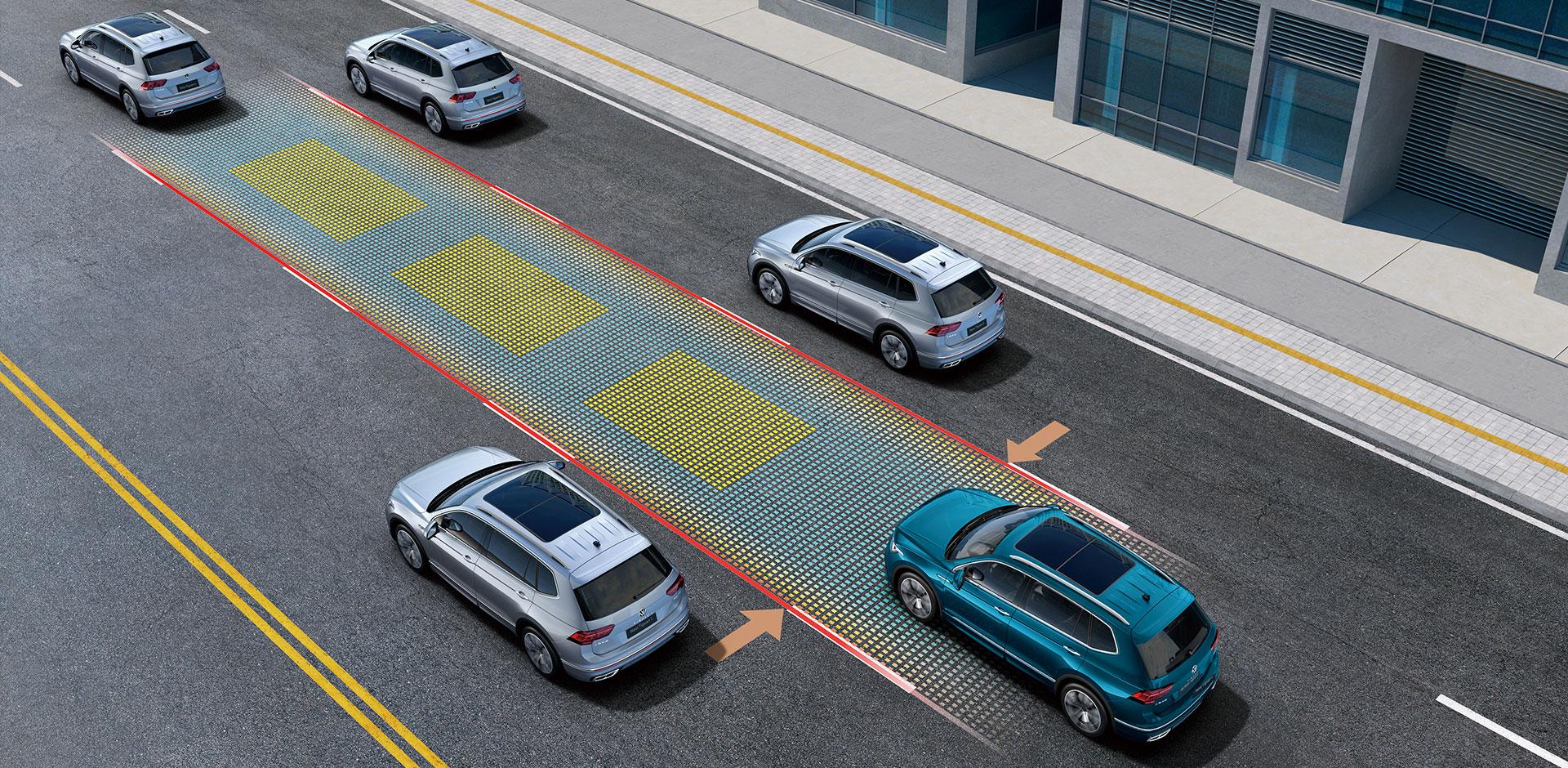 全旅程智能驾驶辅助系统